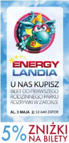tanie bilety energylandia